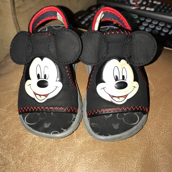 6ed9f270ff06 Disney Other - Toddler Boy Mickey Mouse Sandals